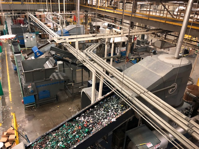 Plastic Recycling Plant in Arkansas